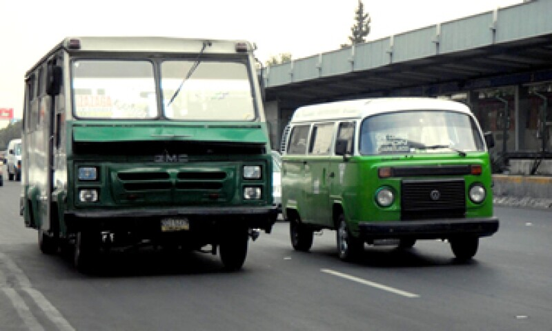 El Gobierno de la Ciudad de México anunció el martes que incrementará las tarifas en el transporte público a partir del 5 de abril. (Foto: Notimex)