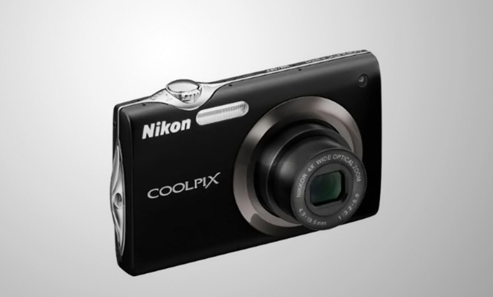 Si hay algo que les gusta, es la fotografía: te recomendamos esta Nikon Coolpix S4100 de 14 megapixeles.