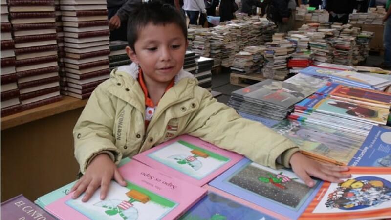 Libros niños jóvenes