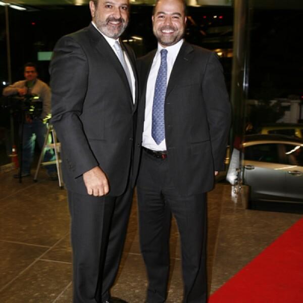 Michel Kuri y Juan Antonio Pérez Simón