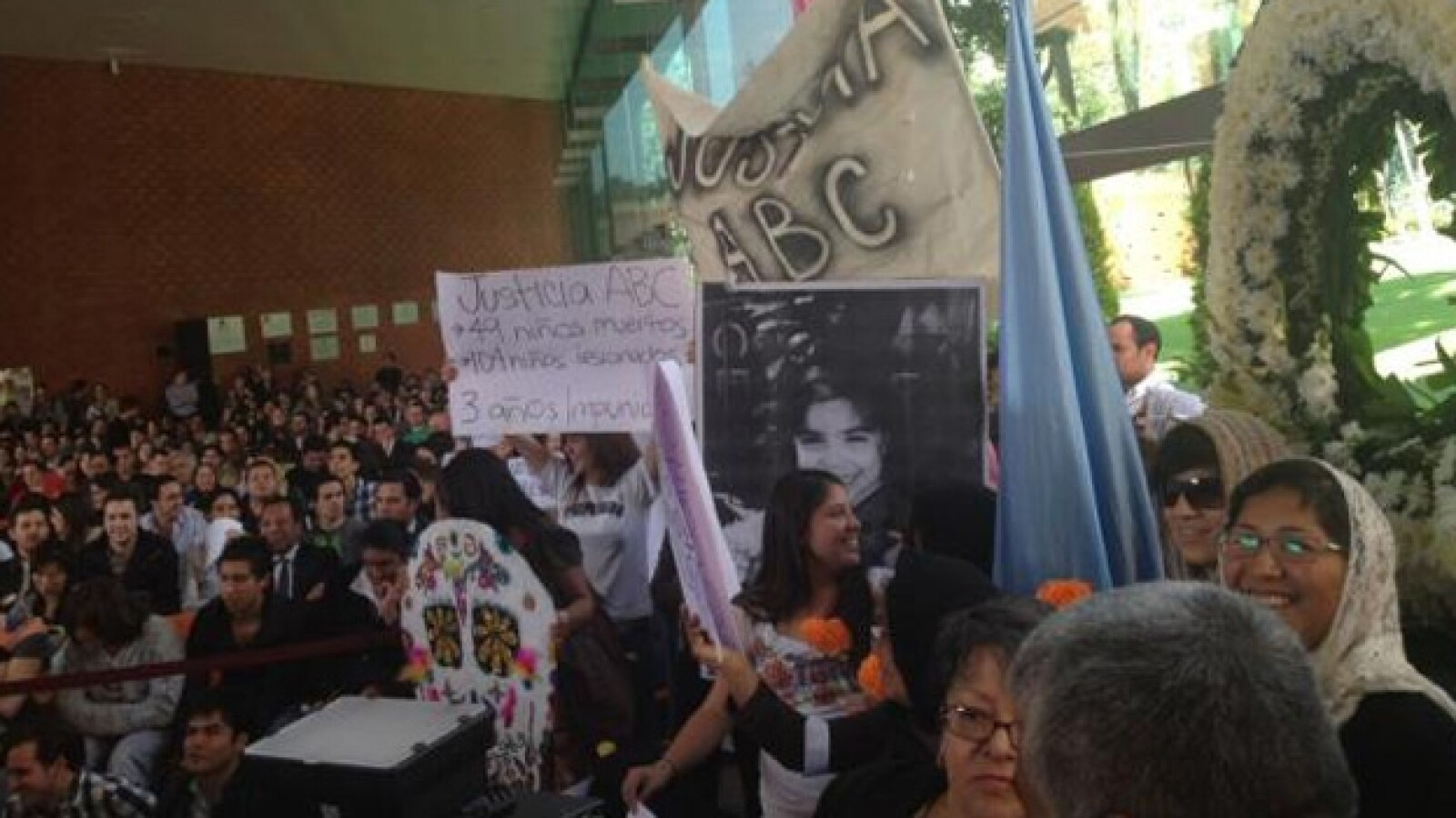 Josefina Vázquez Mota en la Ibero