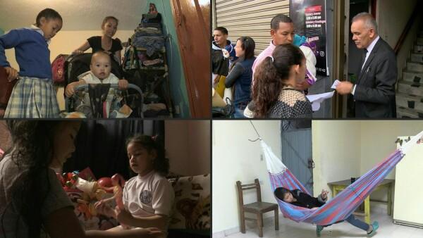 Salir de Venezuela no terminó con la crisis para estos niños venezolanos
