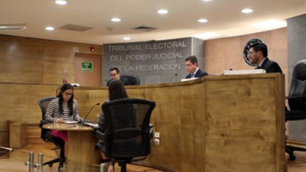 Sala Monterrey del Tribunal Electoral del Poder Judicial de la Federación. (Cortesía)