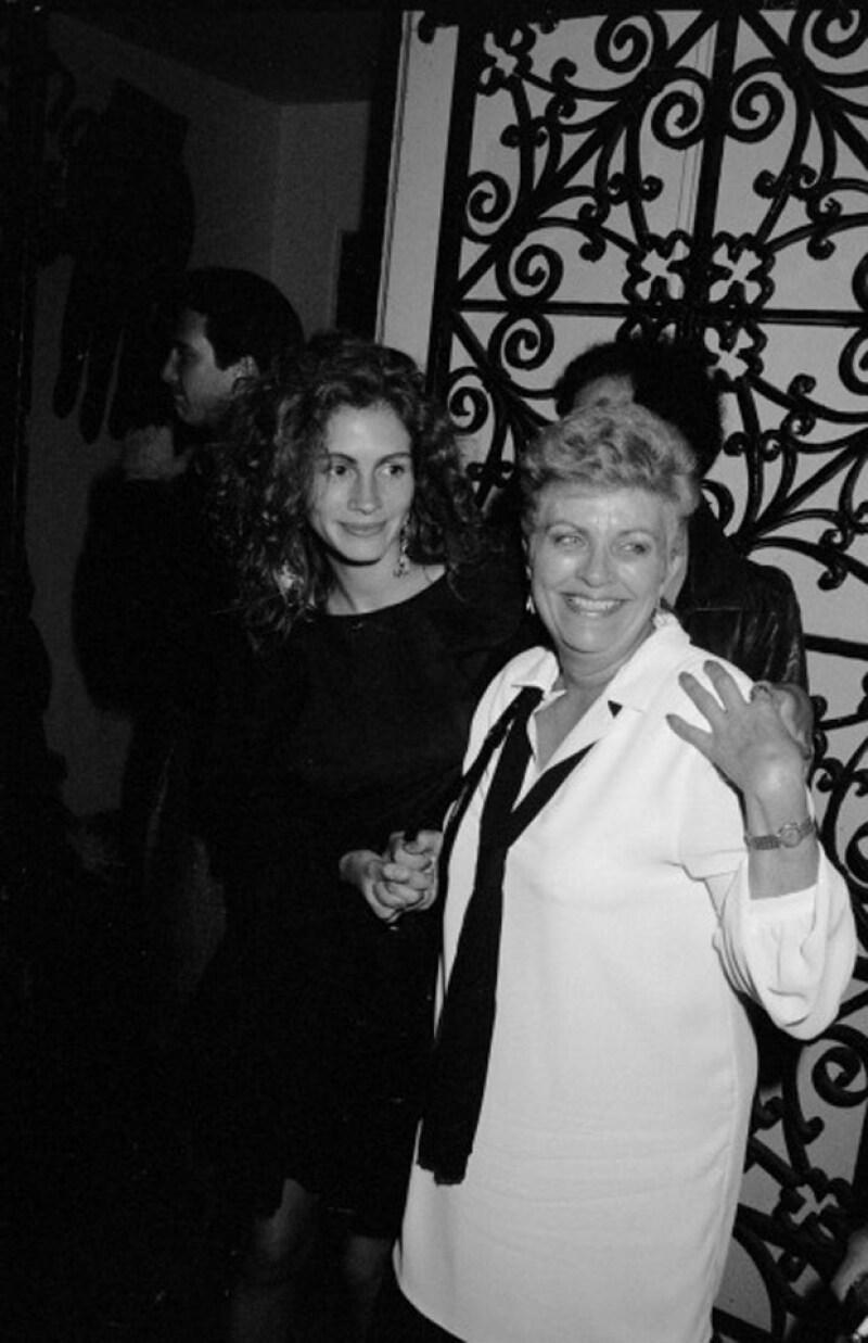Betty Lou Bredemus vivía con su hija Julia y su familia en Los Ángeles.