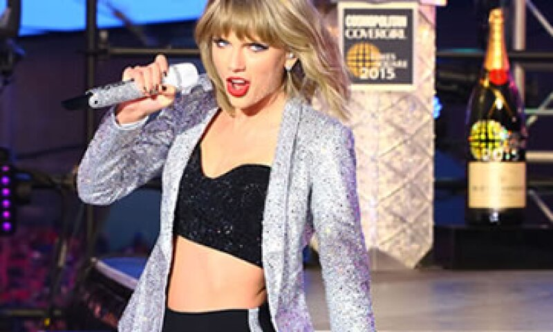 El disco más reciente de Taylor Swift mantiene un récord como el más vendido. (Foto: Getty Images)