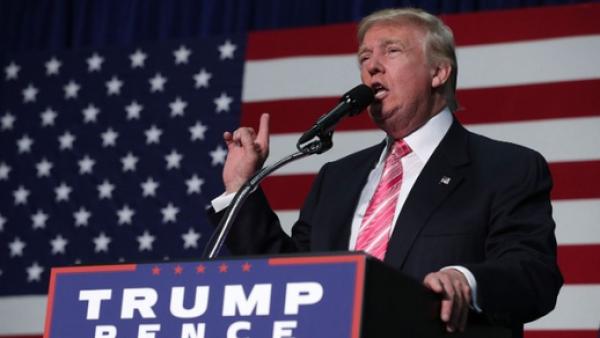 Trump va por el voto latino y negro