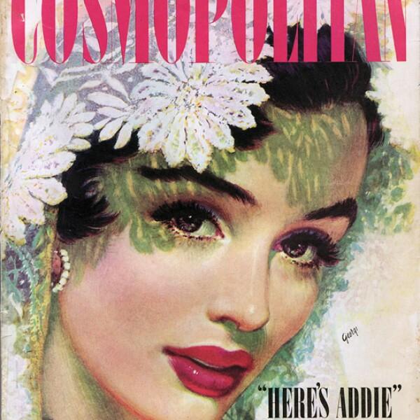 Cosmopolitan, diciembre 1949.