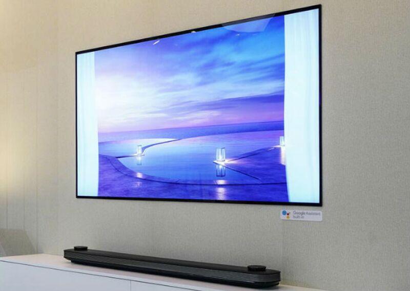 LG televisi�n inteligente