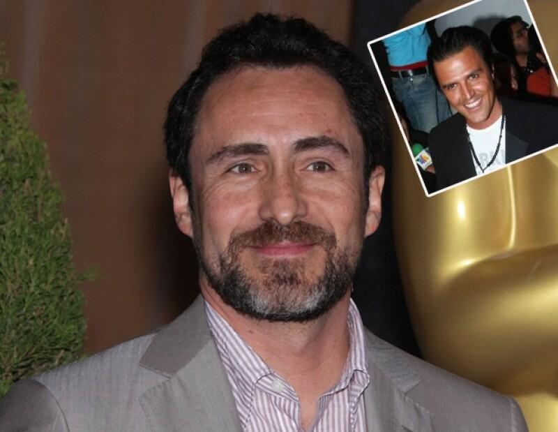 A Billy Rovzar (recuadro) le gustaría producir una película protagonizada por Demián.
