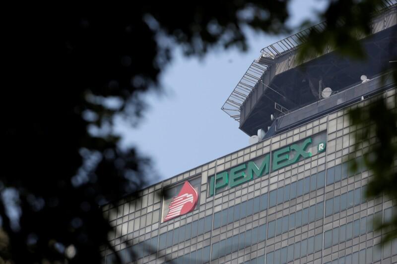 Corporativo Pemex en CDMX
