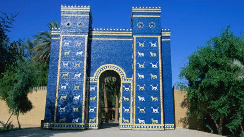 Babilonia Llama Por Que Algunos Turistas Se Arriesgan En Iraq