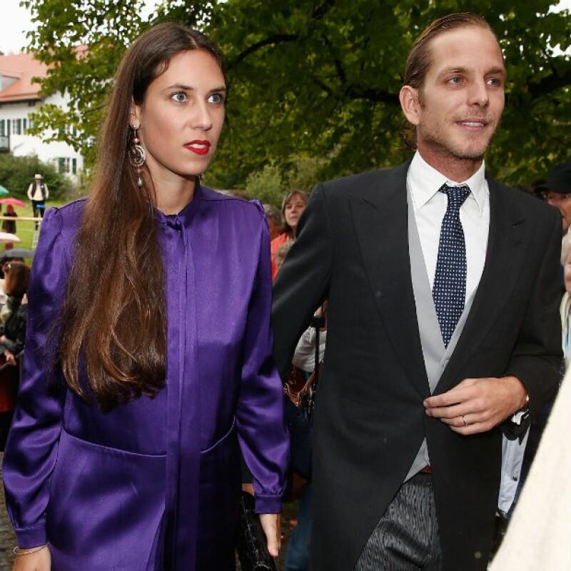 La pareja sigue con sus compromisos sociales en Londres, donde Tatiana ya empieza a portar ropa holgada para disimular los primeros meses de su actual embarazo.