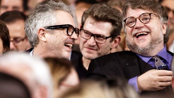 Alfonso Cuarón y Guillermo Del Toro producirán Las Brujas