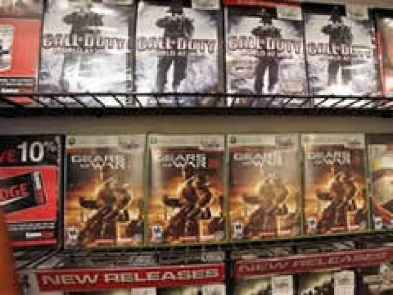 Pese a la crisis financiera, los consumidores aún gastan en videojuegos. (Foto: AP)