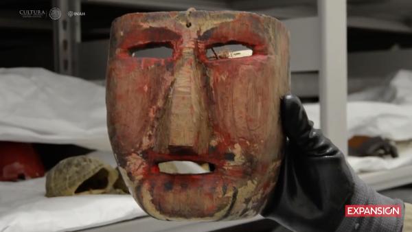 El acervo de máscaras del Museo de Antropología da origen a este proyecto