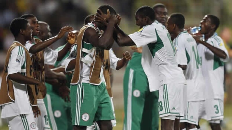 Nigeria sub 17