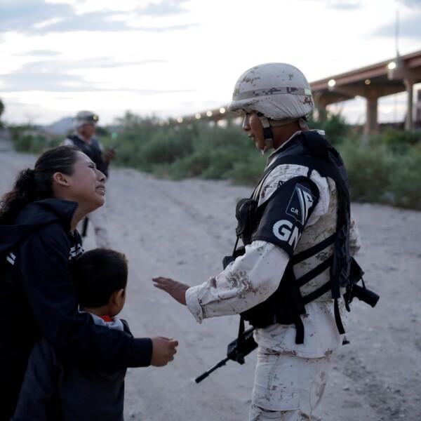 migrante ciudad juárez