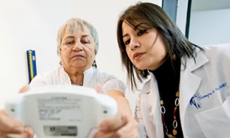 En las instalaciones de la Ciudad de México, Medley ofrece servicios de salud, asesoría psicológica y programas de ejercicio. (Foto: Adán Gutiérrez)
