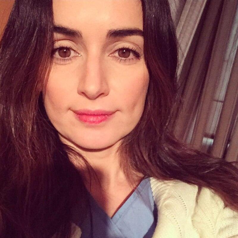 La actriz publicó una fotografía en su Instagram sobre el asalto que sufrió afuera de su casa, en la ciudad estadounidense, donde vive por cuestiones de trabajo.