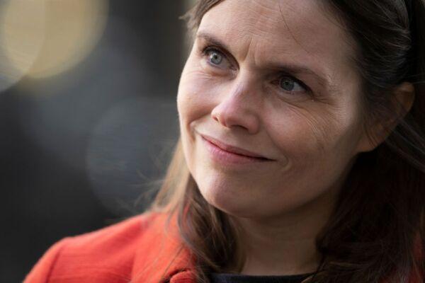 British Prime Minister Theresa May Meets The Icelandic Prime Minister Katrin Jakobsdottir