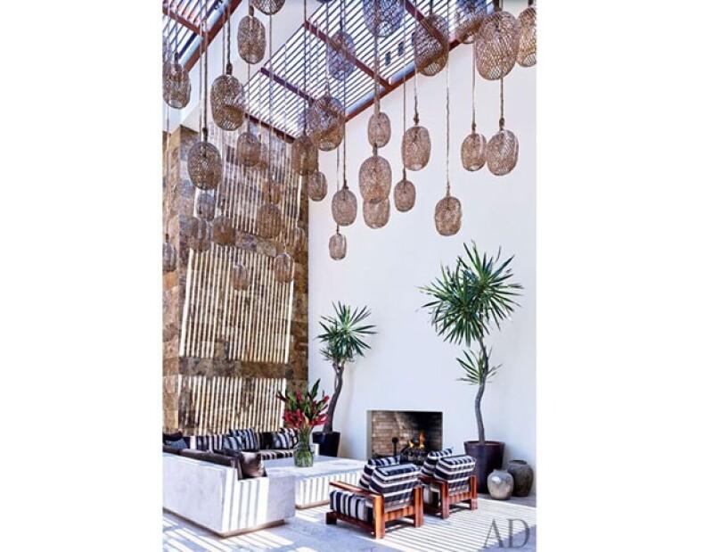 Después de vacacionar en el destino mexicano desde hace 20 años, los famosos por fin decidieron construir su villa de ensueño de la mano de una de las firmas de arquitectos líderes de México.