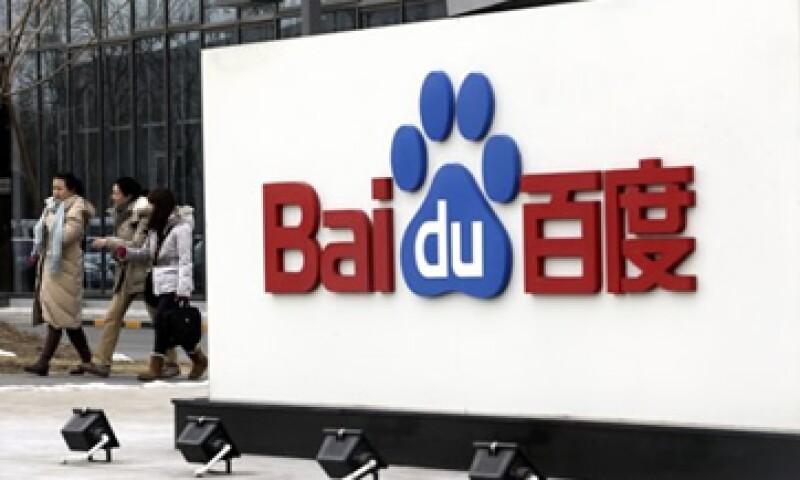 Baidu espera que su buscador esté en el 80% de los teléfonos con Android. (Foto: Reuters)