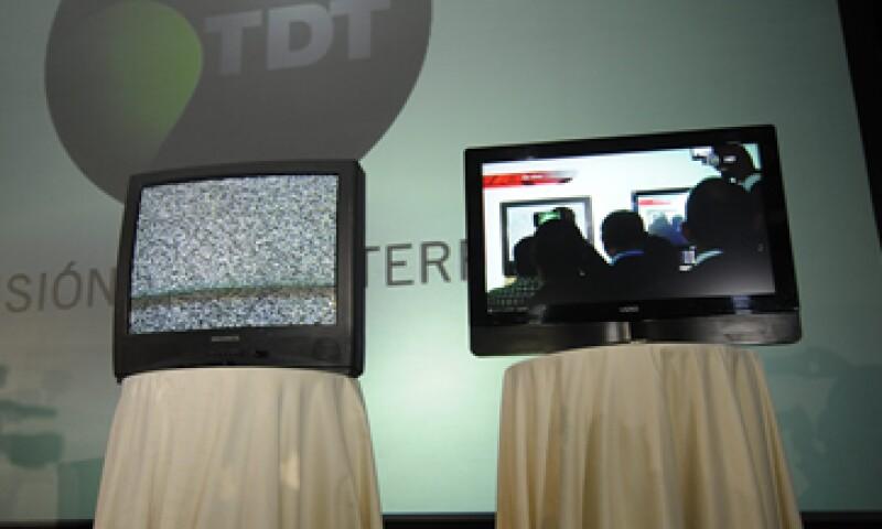 El apagón permitirá un uso más eficiente del espectro por parte de las señales de televisión abierta. (Foto: Notimex)