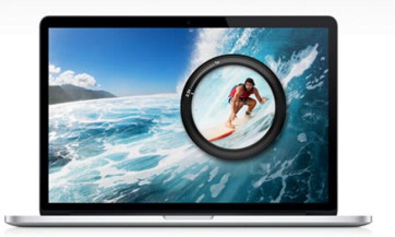 Apple Inc redujo en 200 dólares el precio de la versión base del equipo. (Foto: Tomada de apple.com/mx)
