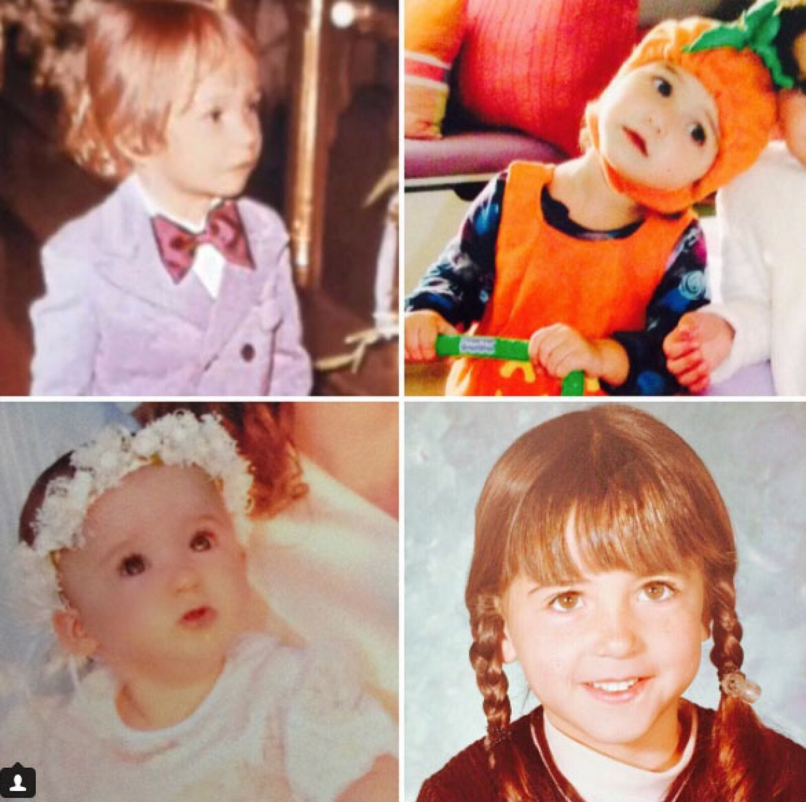 Andrea Legarreta compartió una foto de su familia.