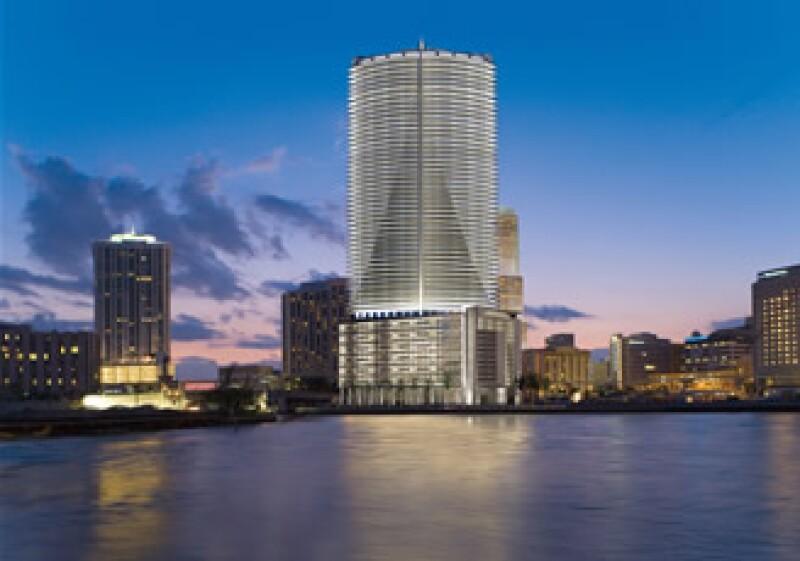 El hotel Epic se encuentra en la zona de 'downtown' de Miami, al borde del río Miami y la bahía de Biscayne. (Foto: Cortesía Epic Hotel)