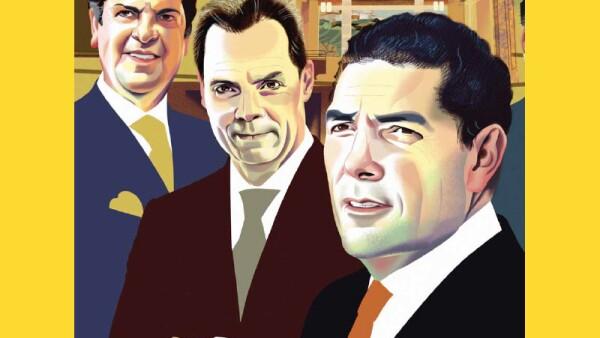 Quién ganó y quién perdió entre los 100 empresarios de México