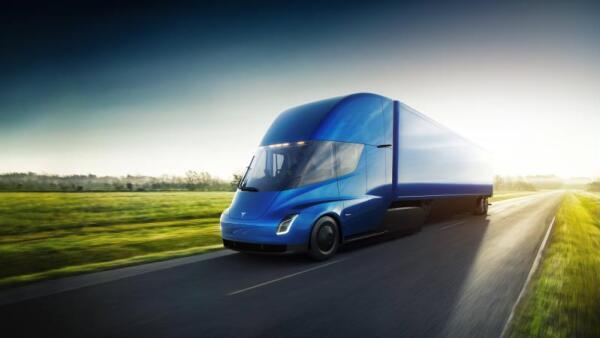 Estas empresas han solicitado más de 1,000 camiones eléctricos a Tesla
