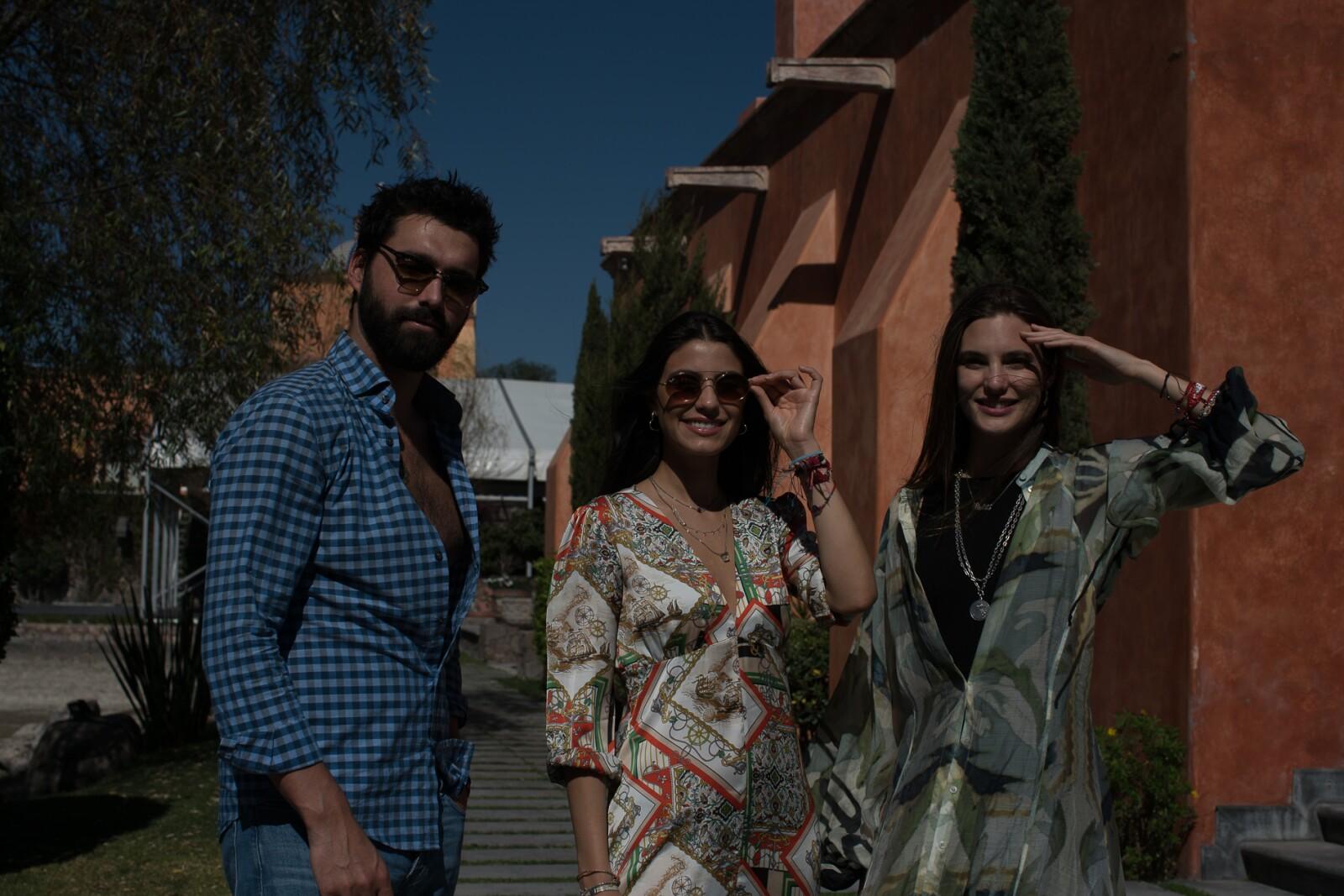 Gonzalo Lopez, Barba Lopez y Macarena Achaga.jpg
