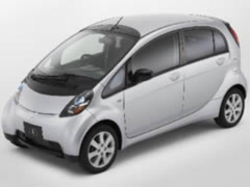 El nuevo auto eléctrico de Mitsubishi estará en las calles a partir de julio. (Foto: Mitsubishi Motors)