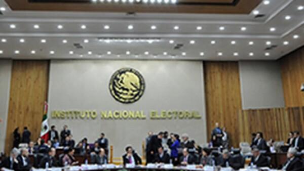 El INE aprobó la Convocatoria rumbo a la elección del 5 de junio de la Asamblea Constituyente de la CDMX. (Foto: Cuartoscuro)