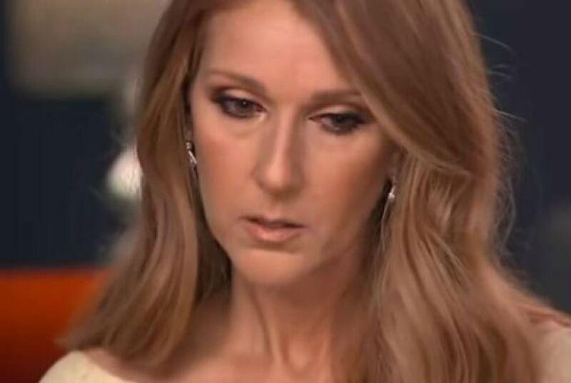 En medio del anuncio de su regreso a Las Vegas, la cantante llega a las lágrimas en televisión al hablar del estado de salud de su pareja, quien padece cáncer de garganta.