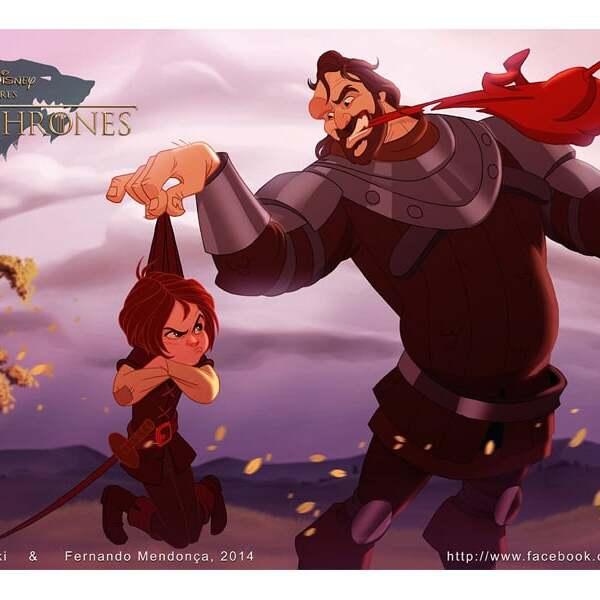 Hound-Arya