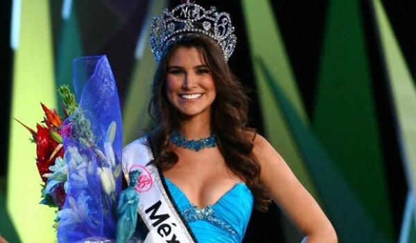 Karina González representará a México en Miss Universo.