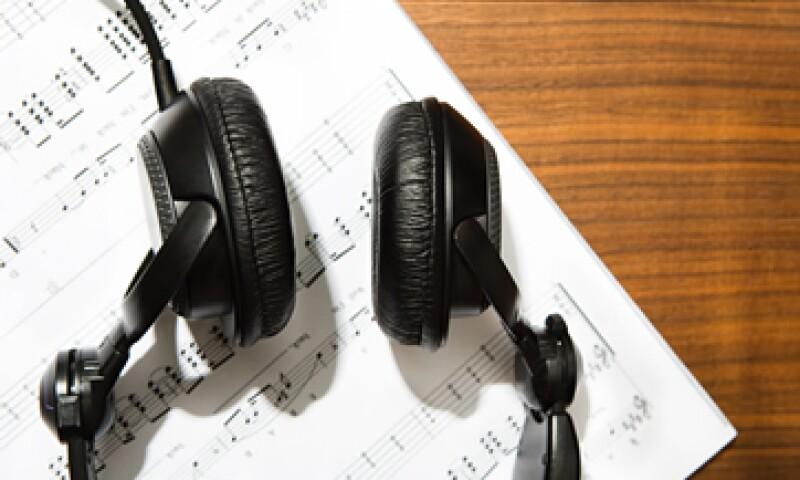 El mercado global de la música cayó 3.9% (Foto: Getty Images)