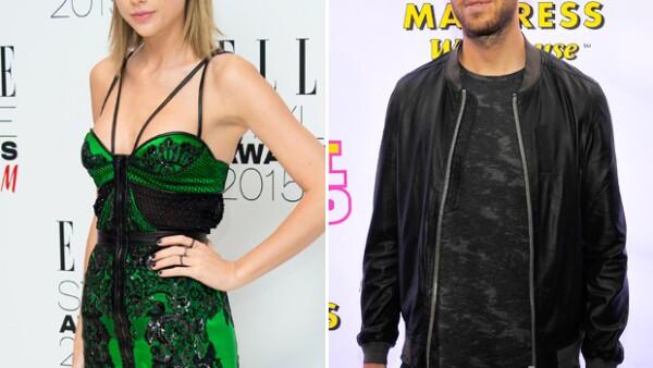 """Antes de que los rumores sobre su posible romance se hicieran públicos, el famoso dj dijo en entrevista que la cantante """"no era su tipo""""."""