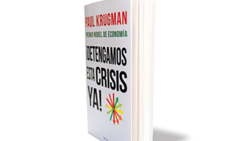 Krugman explica que la crisis es un problema de organización y coordinación, que se debe resolver para que la economía recupere su vitalidad. (Foto: Dayan Jiménez)