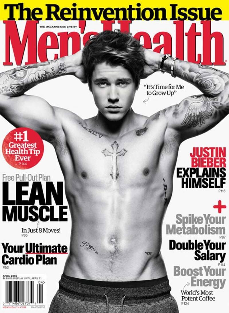 Fuentes cercanas al cantante aseguran que se encuentran molesto con Men's Health pues el artículo donde se debía hablar sobre su rutina de ejercicio y dieta, terminó atacando su imagen.