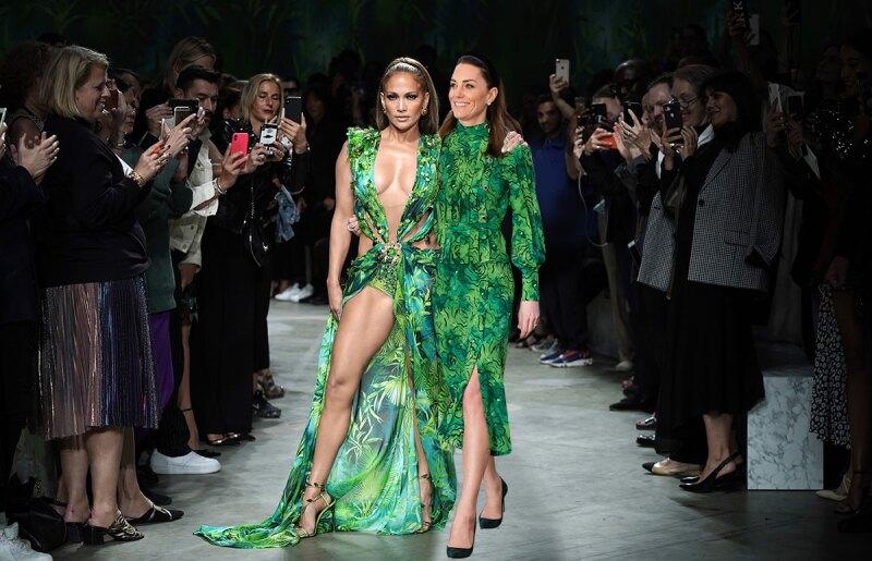 Jennifer-Lopez-Kate-Middleton-Jungle-dress