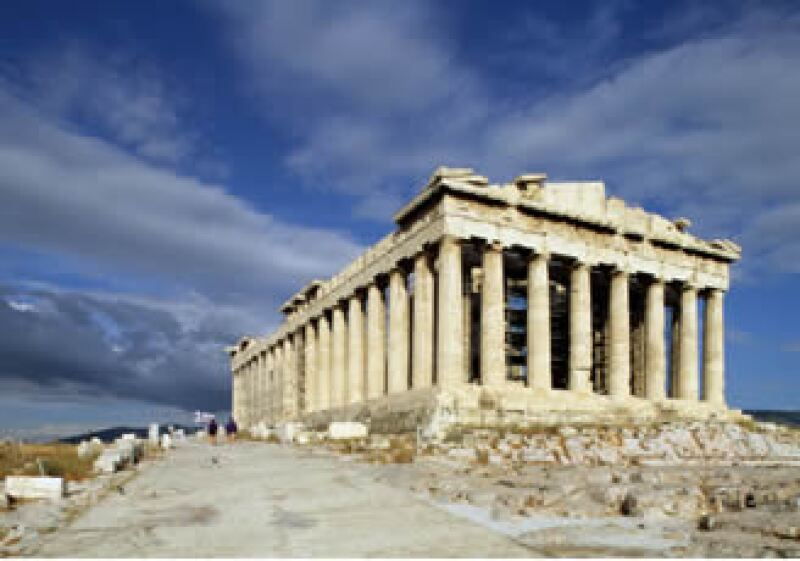 El déficit fiscal de Grecia ronda 8.7% del PIB. (Foto: Jupiter Images)