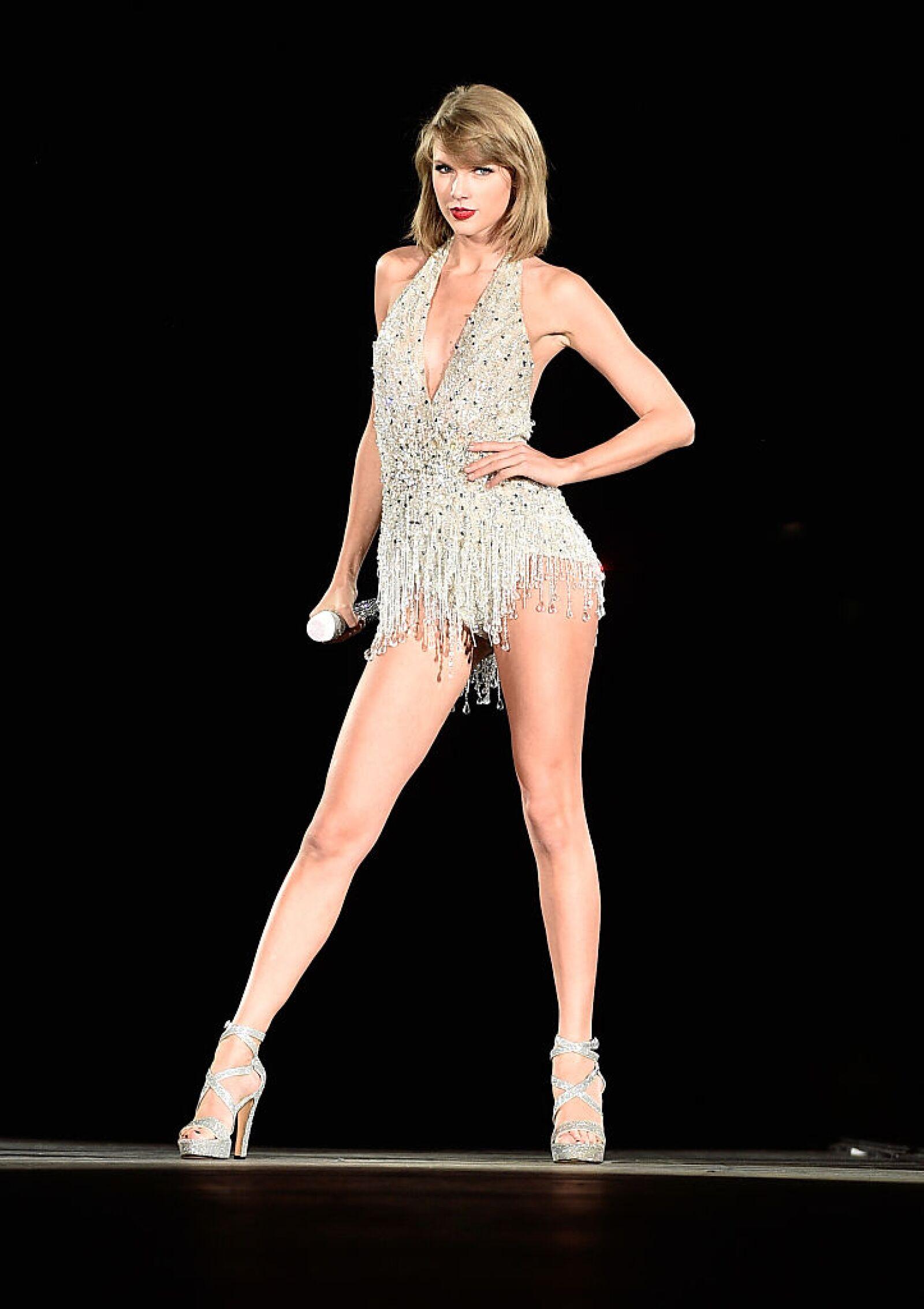 Diosa del día: Taylor Swift