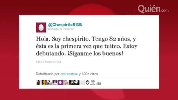 Enlistamos las razones por las cuales la cuenta de Twitter de Roberto Gómez Bolaños es una de nuestras preferidas.