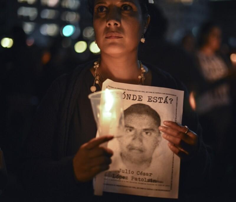 Hoy salen miles a las calles pidiendo justicia por la desaparición forzada de los 43 normalistas de Ayotzinapa, Guerrero.
