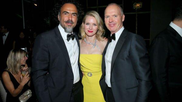 Alejandro González Iñárritu está viviendo el éxito de su película `Birdman´por la que Michael Keaton ganó un Golden Globe por Mejor Actor de Comedia.