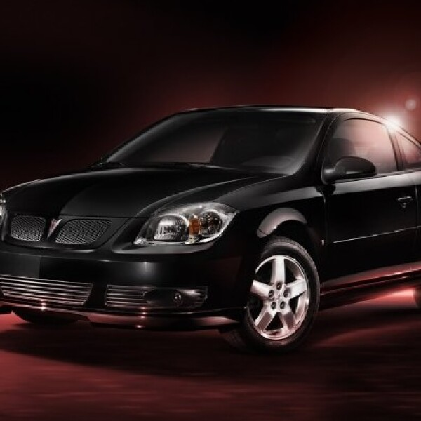 El Pontiac G5 2007 es uno de los autos ligados a los 13 accidentes mortales reportados por la firma estadounidense.