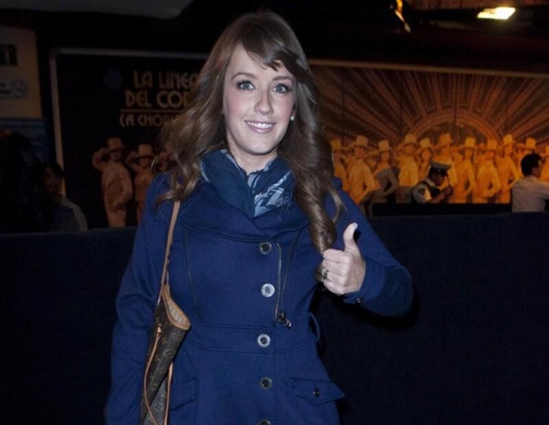 Jimena Pérez es una de las conductoras más populares del programa Ventaneando.